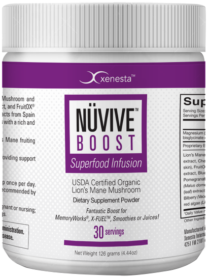 NUVIVE BOOST